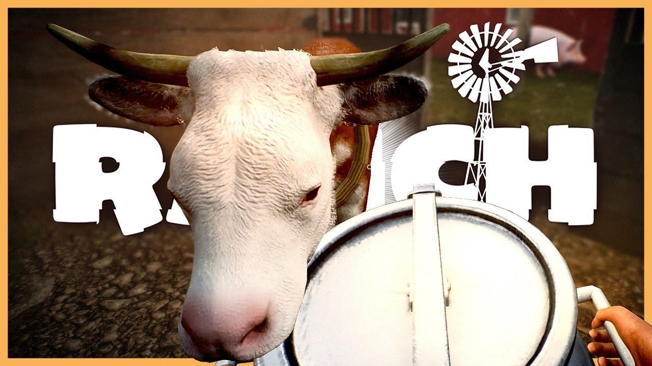 Melken selber bauen spiel kuh Kuh melken