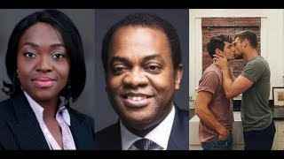 BREAKING NEWS: DONALD DUKE ATTACKED BY EUNICE Because of homo