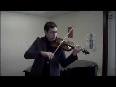 Radu Bitica Bach  Partita n° 3 Prelude