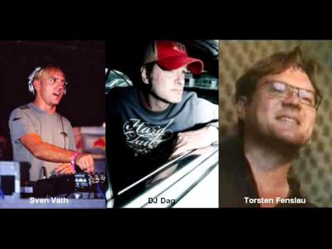 HR3 Clubnight Special 1993.07.17 - Sven Väth, DJ Dag, Torsten Fenslau