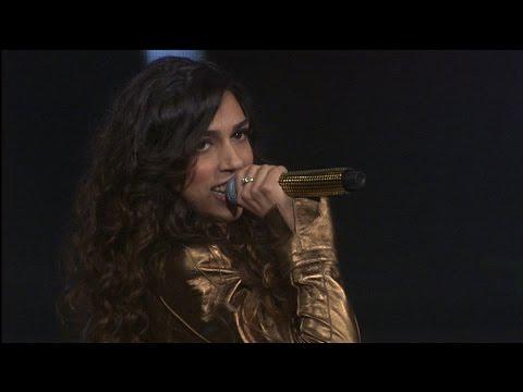 ישראל X Factor - עונה 2 פרק 20: שלב ה-Live: הביצוע של דניאל יפה