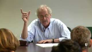 Provost Lecture - Axel Honneth: The Normativity of Ethical Life