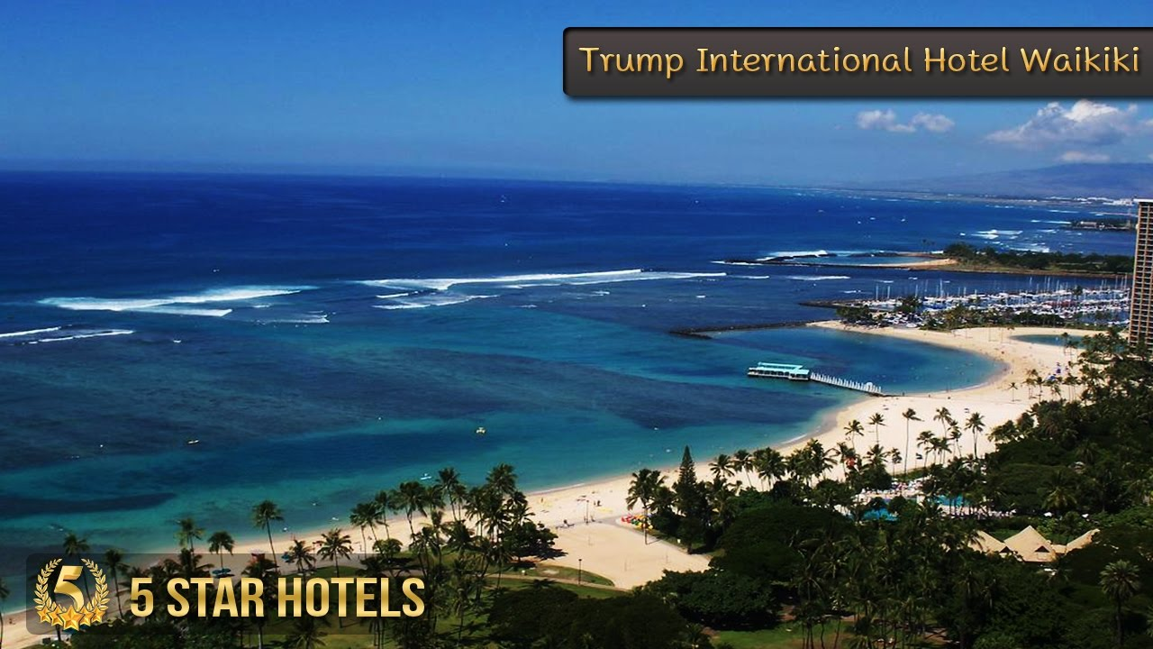 5 Star Trump International Hotel Waikiki Hotels In Hawaii Beach Usa Review