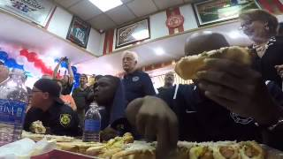Timelapse Video: Detroit Fire Captain Chris Dixon Eats As Many Coney Dogs As He Can In 5 Minutes