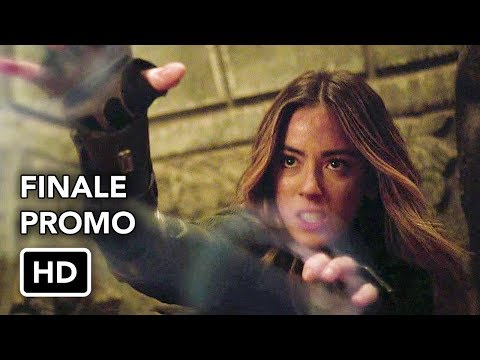"""Marvel's Agents of SHIELD 6x12 """"The Sign"""" / 6x13 """"New Life"""" Promo (HD) Season Finale"""