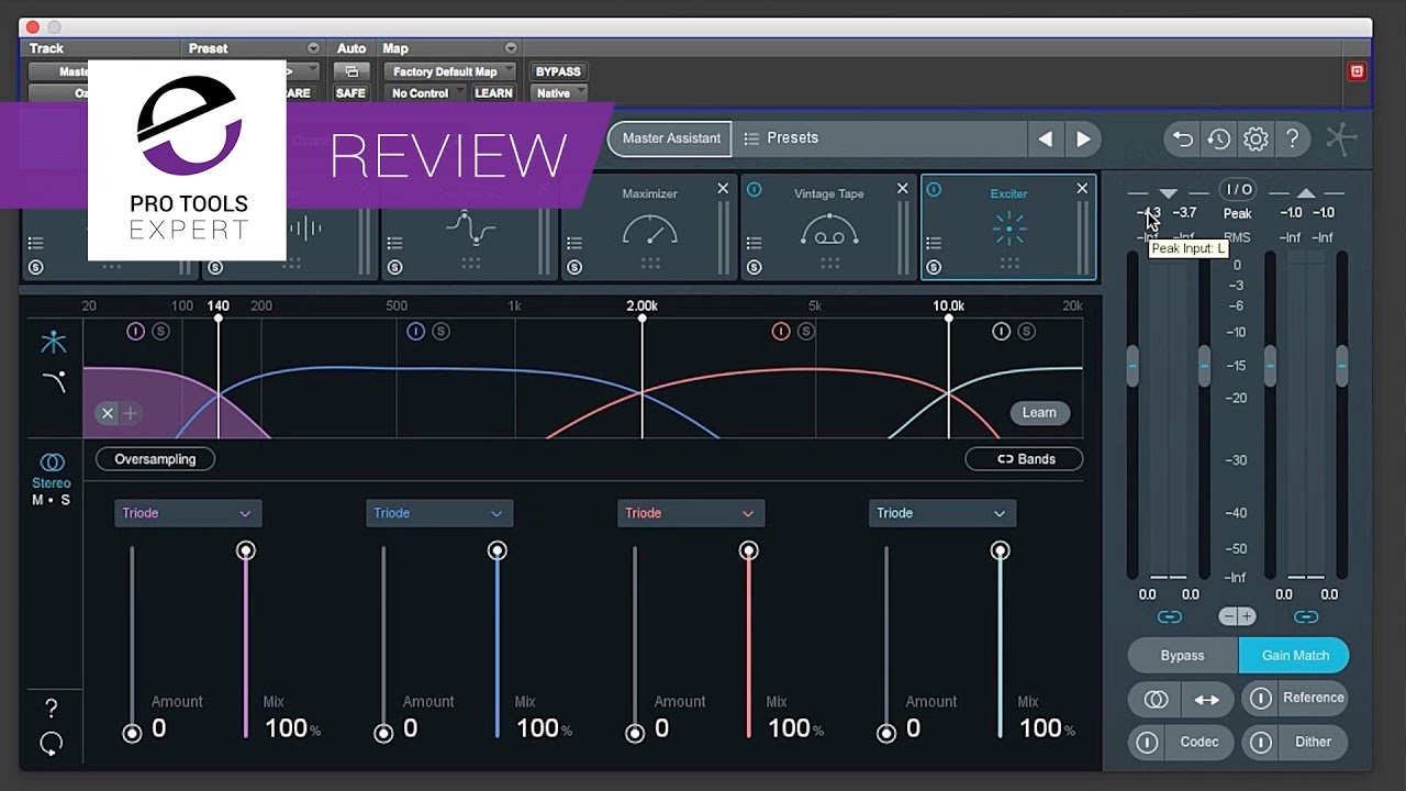 Winner - iZotope Ozone 8 Advanced Mastering Software And