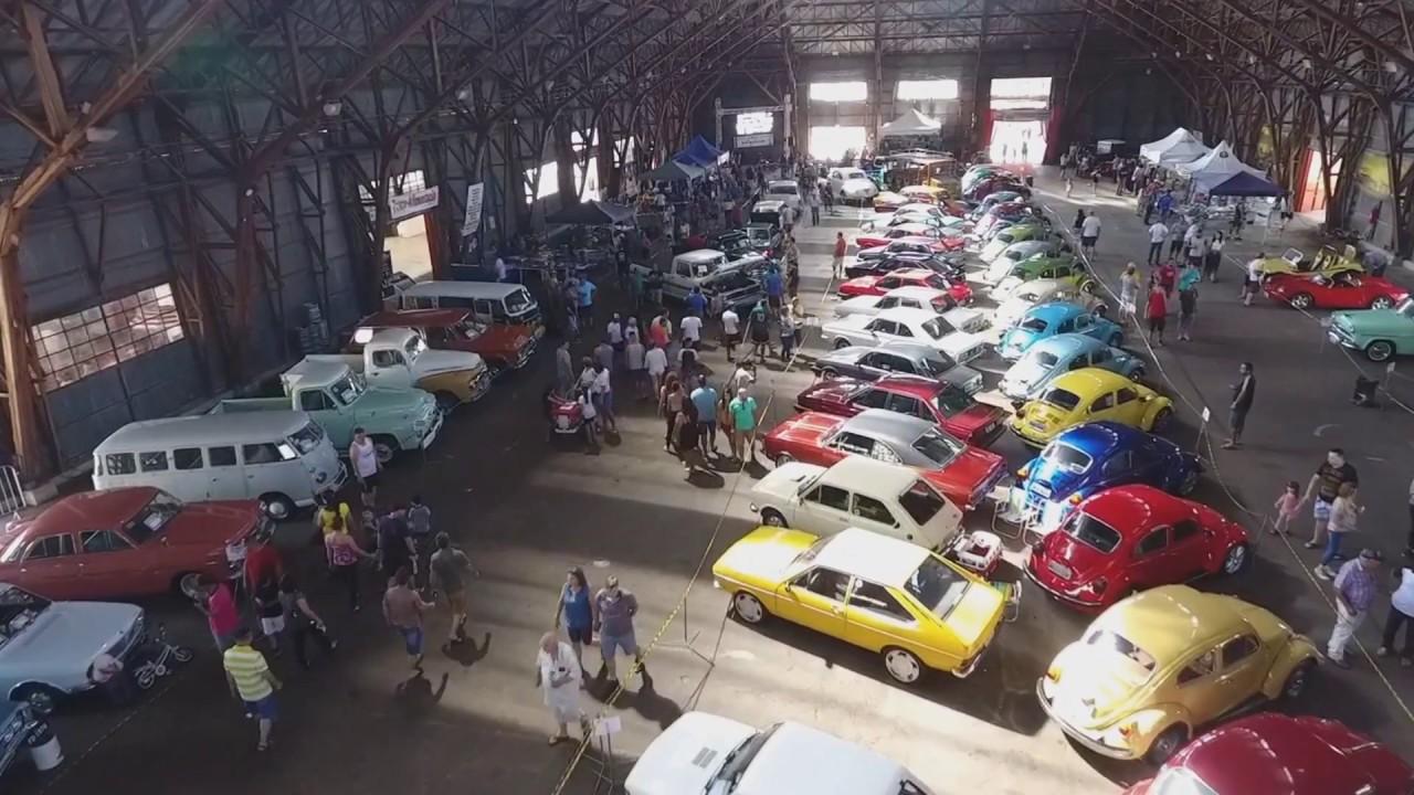 12° Encontro de Automóveis Antigos de Presidente Prudente SP Brasil