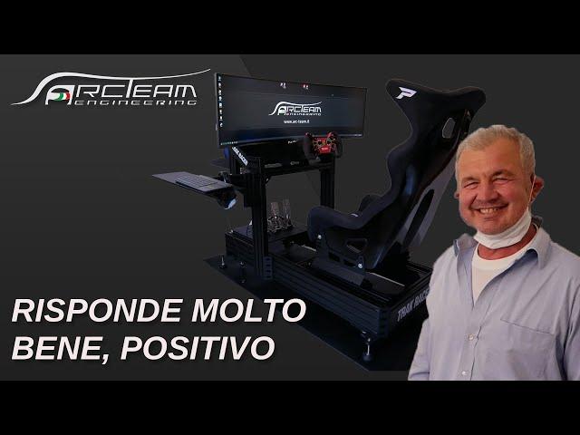 POSITIVO AL MASSIMO - CONSEGNA SIMULATORE SMARTSIM ANTONIO SAVOIA
