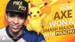 How Axe won a Smash Major with Pikachu