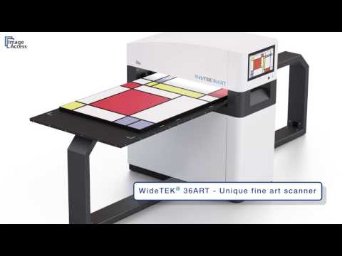 WideTEK® 36ART Fine Art Scanner