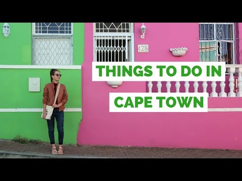 30 Things to do in Cape Town, South Africa Travel Guide