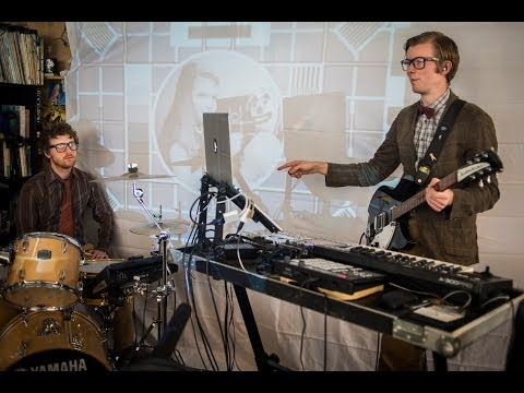 Public Service Broadcasting: NPR Music Tiny Desk Concert