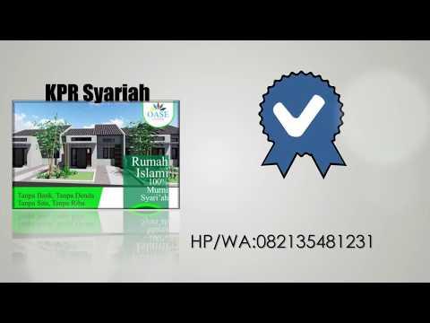 Perumahan Syariah Oase Residence Purwokerto | 082135481231