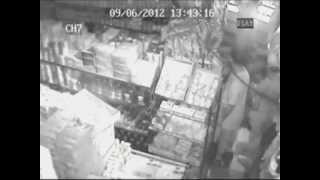 Surveillance Video: Police Fatally Shoot Bronx Bodega Worker