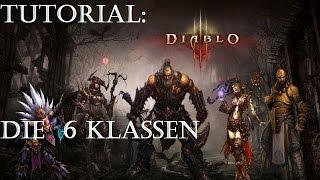 Diablo3 - Tutorial #2: Die Charakter-Klassen [1080p-FullHD]