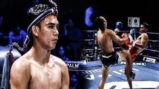 ជា សំនៀង Chea Samneang (CAM) Vs (Thai) Dinapho, 22/July/2018, CNC TV Boxing