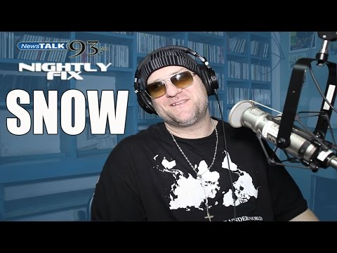 Snow talks comeback + being authentic, Informer success & Justin Bieber - Nightly Fix