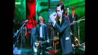 Nick Cave And The Bad Seeds - Red Right Hand (Lyrics) 1080p HD