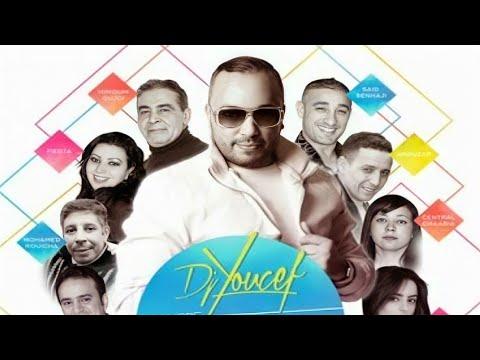 DJ Youcef - En Mode Chaabi Marocain // +1h de Mix Live Chaabi Marocain Nayda