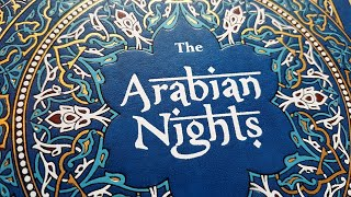 The Arabian Nights - Barnes & Noble Leatherbound review