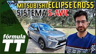 Mitsubishi Eclipse Cross | Review y prueba del sistema S-AWC