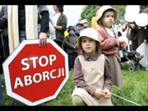 Protest - Powiedz, jaki pomnik będzie miał twój syn ? - PROLIFE - Zespół Oratorium