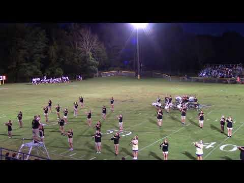 Rye Cove High School Band 08.31.18
