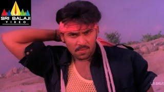 Mestri Movie Action Scene | Sashikanth, Poonam, Neha | Sri Balaji Video