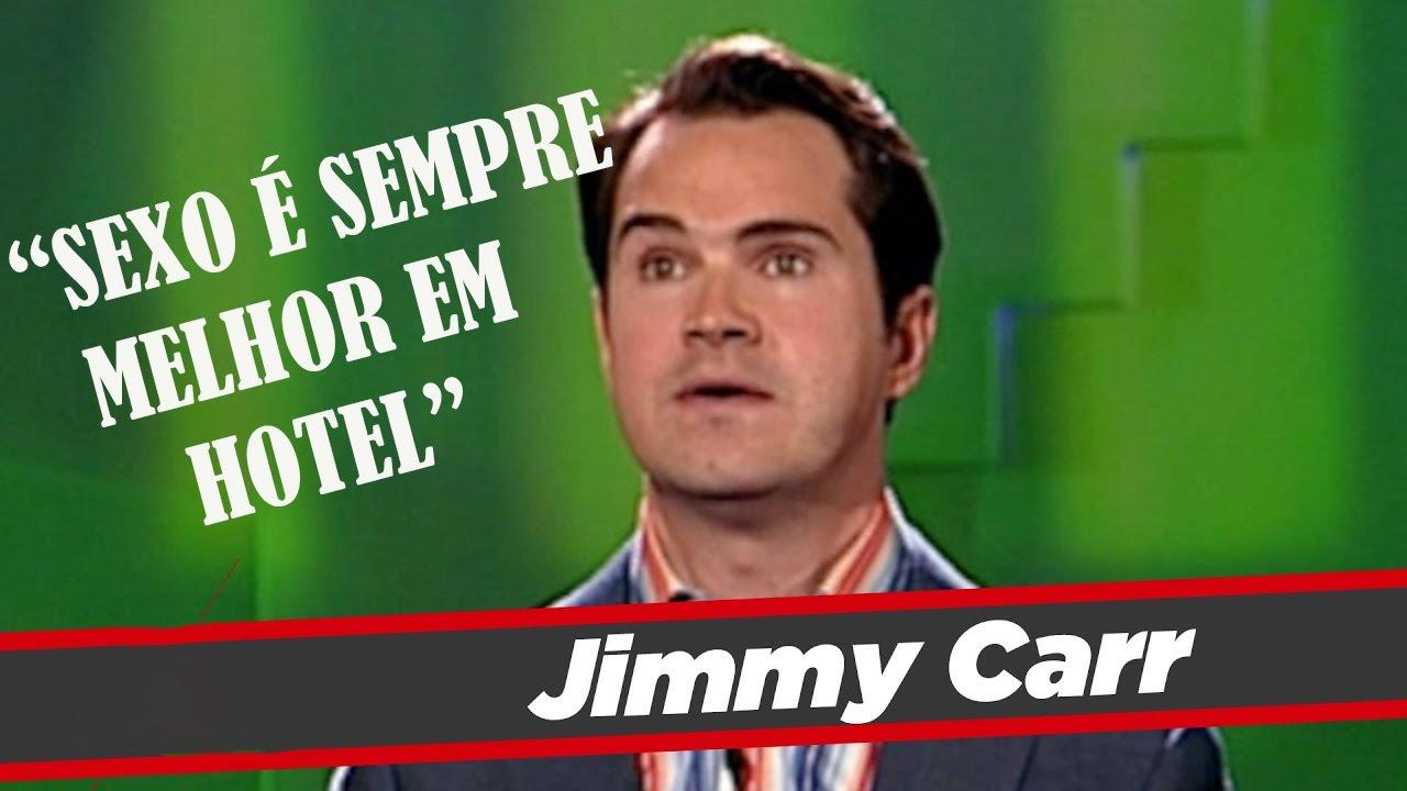 Jimmy Carr - Sexo Com Duas Mulheres (Legendado)