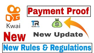 Kwai Payment Proof Earn Unlimited PayPal Money | Kwai App New Update 2018