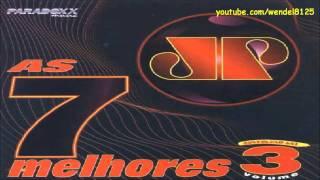 CD As 7 Melhores Vol. 3 (Eurodance, Dance 90)