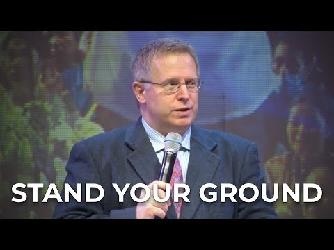 Stand Your Ground – Pastor Raymond Woodward