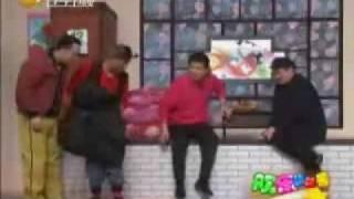 2010年辽宁春晚《就差钱》幕后花絮 赵本山 田娃 刘小光 毕福剑_2