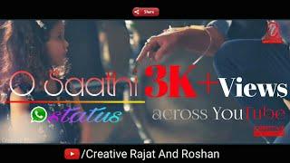 O SAATHI emotional scene 2 | BAAGHI 2 | TIGER SHROOF | DISHA PATANI | O SAATHI WhatsApp Status |