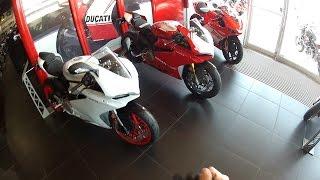 ducati 959 test ride