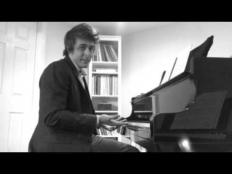 How To Practice On The Day Of A Recital or Concert - Josh Wright Piano TV