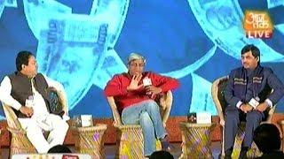 Ashutosh, Shukla, Shahnawaz debate on corruption