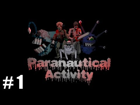 Paranautical Activity [Beta] #1 - FPS + Binding of Isaac + Voxels