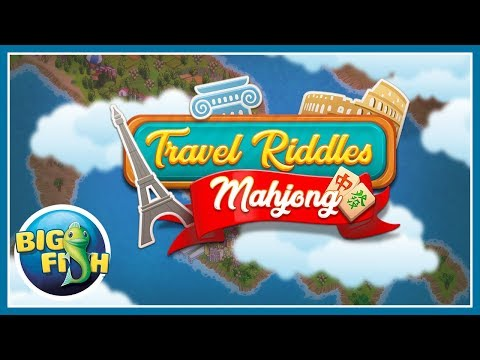 Travel Riddles: Mahjong > iPad, iPhone, Android, Mac & PC
