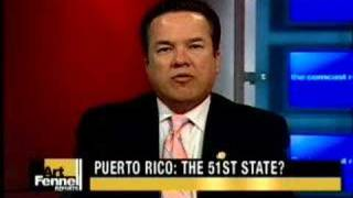 Puerto Rico: The 51st State?