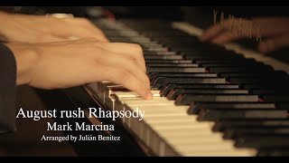 August Rush Rhapsody - Piano solo - By Julian Benitez