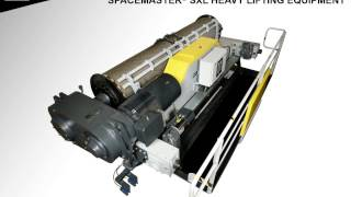 Spacemaster SXL Heavy Lifting Equipment Product Presentation