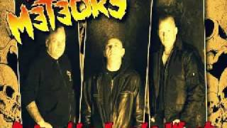 The Meteors - Drag you back to hell