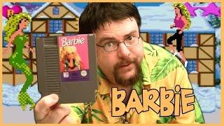Joueur du Grenier - Barbie - NES