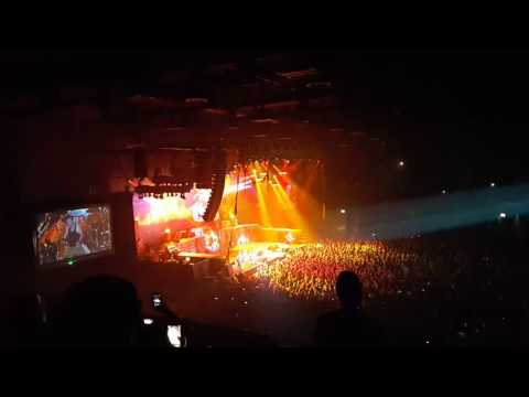 Iron Maiden Live - Number of the Beast (18 May 2016, Cape Town, South Africa)
