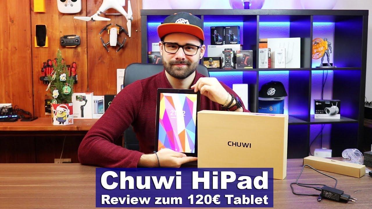 [Chuwi] HiPad Tablet [Review] [HD]