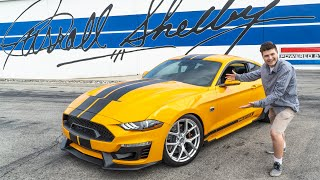What it's like to drive the All-New 600+ HP Shelby GT-S!