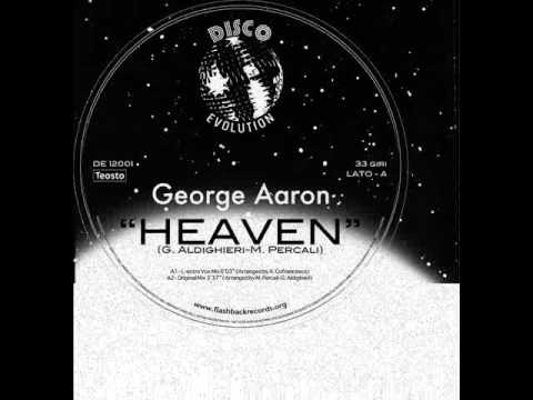 Andy Romano/ George Aaron - Heaven remix