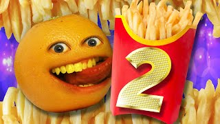 FRY-DAY #2: Revenge oḟ the Fries | Annoying Orange