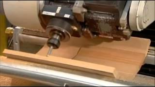 видео Изготовление дизайнерских мебельных фасадов из дерева